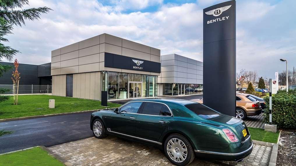 Bentley Newsroom