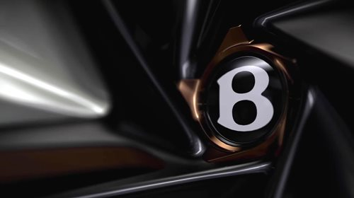 Bentley EXP 100 GT Tease 2.mp4