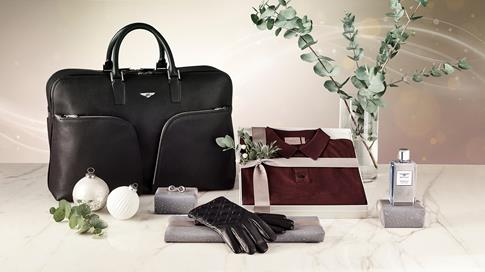 CELEBRATE IN STYLE WITH FESTIVE GIFTS FROM THE BENTLEY COLLECTION