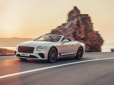 Bentley News 2018 Novyj Bentley Continental Gt Convertible Luchshij