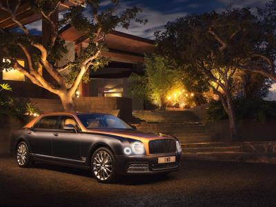 Bentley News 2016: MULSANNE NAMED BEST CAR FOR BEING DRIVEN