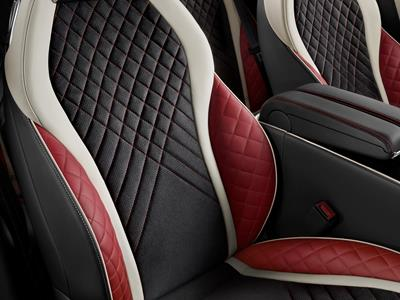 Continental Supersports seat