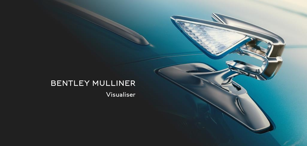 VIRTUAL BESPOKE CONFIGURATION:THE NEW MULLINER VISUALISER