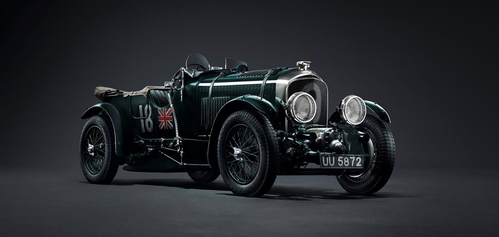 BENTLEY'S ICONIC 1929 TEAM BLOWER TO BE REBORN WITH 12-STRONG CONTINUATION SERIES