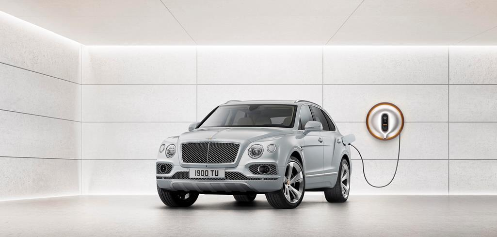 SERENITY THROUGH TECHNOLOGY: THE PIONEERING BENTLEY BENTAYGA HYBRID