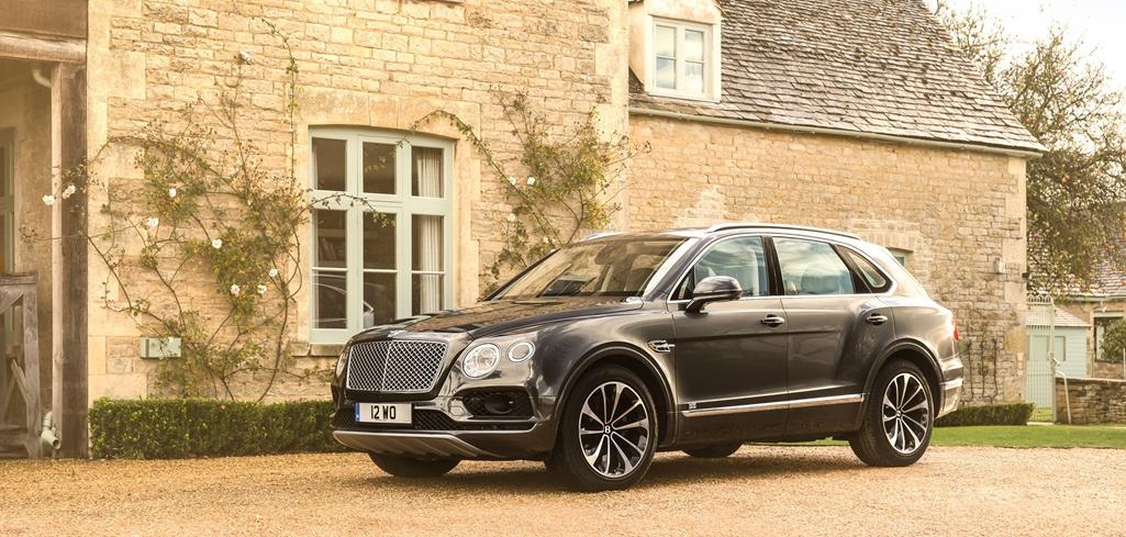 SUCCESSFUL YEAR OF AWARDS FOR BENTLEY