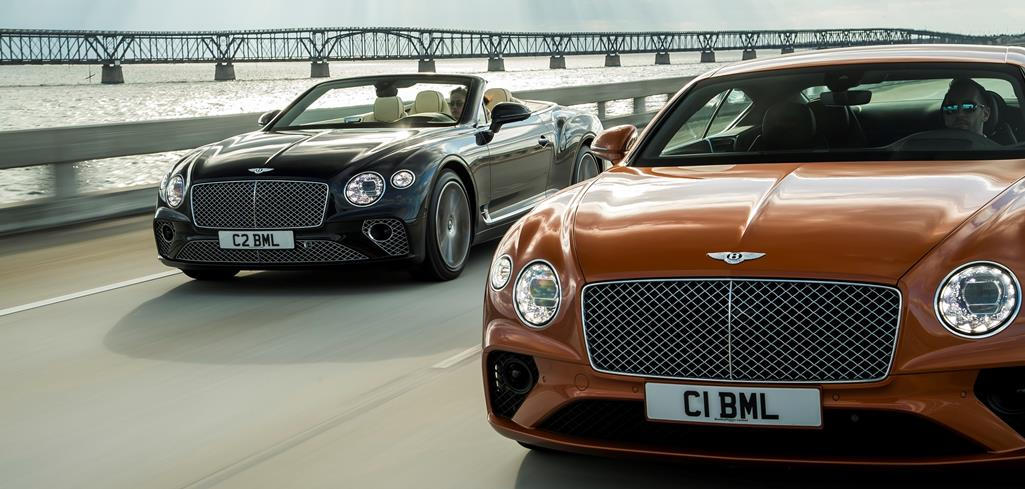 THIRD GENERATION GT V8 COUPE AND CONVERTIBLE MOST AGILE EVER