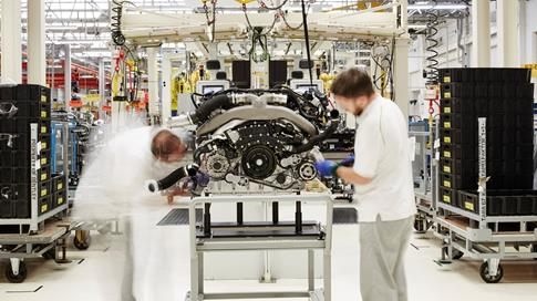 BENTLEY MOTORS NAMED TOP EMPLOYER WITH FOCUS ON THE FUTURE COMMENDED
