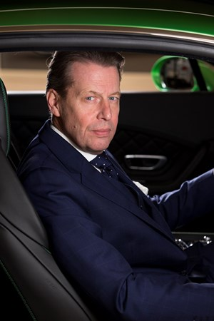 DESIGN AND PERSONAL COMMISSIONING: SIELAFF ADDS DIRECTORSHIP OF MULLINER TO BRIEF