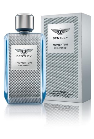 BENTLEY LAUNCHES BOLD NEW MOMENTUM FRAGRANCE