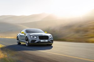 Continental GT Speed Black Edition Continental GT Speed Black Edition