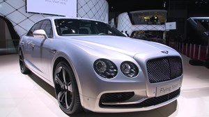 Geneva Bentley Geneva 2017 Highlights
